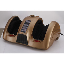 Electric roller infrared electronic shiatsu smart foot massager with heat function