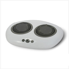 New Design Portable Electric Shiatsu Mini Kneading Rolling Foot Massager or Backrest Cushion