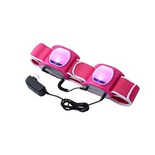 Electric vibration body slimming massage belt for weight reducing