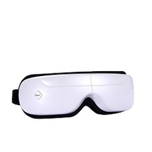 Luxury eye massager with air pressure & heat and music function
