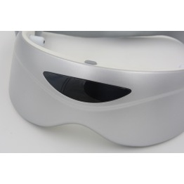 Luxury magnetic eye massager with mode change with infrared moving reaction.