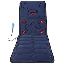 Luxury massage car mattress with infrared and vibration function