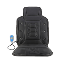 Luxury & medium massage car cushion with vibration and heat function