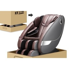 S-track Zero Gravity Space Capsule Shiatsu Luxury Massage Chair or Massage Recliner