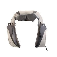 Electric Shiatsu Kneading Neck Shoulder Back Body Massager belt with Heat Slimming Relieve Pain Massage Shawl.