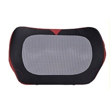 Classic Hot Sell Luxury Kneading Shiatsu With Infrared Heat Car Seat Portable Waist Support Massage Cushion