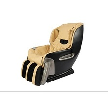 Wholesale 2020 New Style Full Body Office Luxury Chair 4D Zero Gravity Shiatsu SL Track Electric Shaking Massage Chair With Ottoman In The Foot