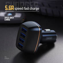 Factory Direct Sale Multifunction 5.4A 4U Car Charger