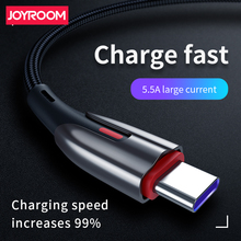 Factory Directly Sell 1m 5.5a Super Quick Charging Cable