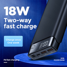 High Capacity 3 Ports Fast Charge Power Bank For Sale 30000mAh