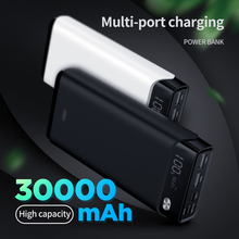 Hot Selling Electronics Accessories 30000mah Power Bank