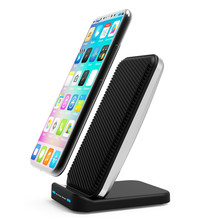 2 Coils Wireless Charging Stand with Cooling Fan