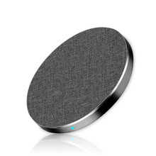 Best Quality 15W Aluminum Alloy Fast Wireless Charger