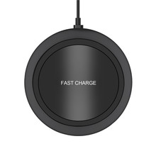 Universal Fast Round Wireless Charger