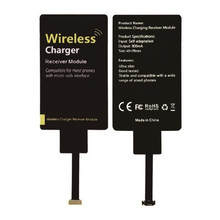 Universal Android Wireless Charging Receiver Card