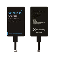 Universal Type C Wireless Charging Sticker