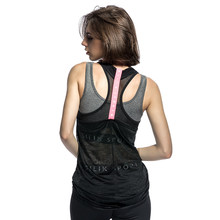 fitness tops womens running vest