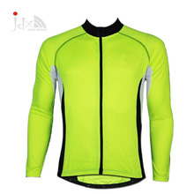 long sleeve cycling jersey mens bike jersey