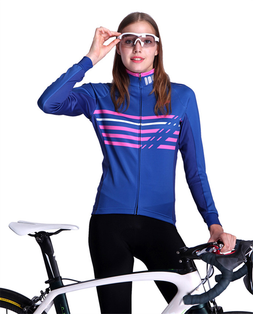 long sleeve cycling jersey cycling tops
