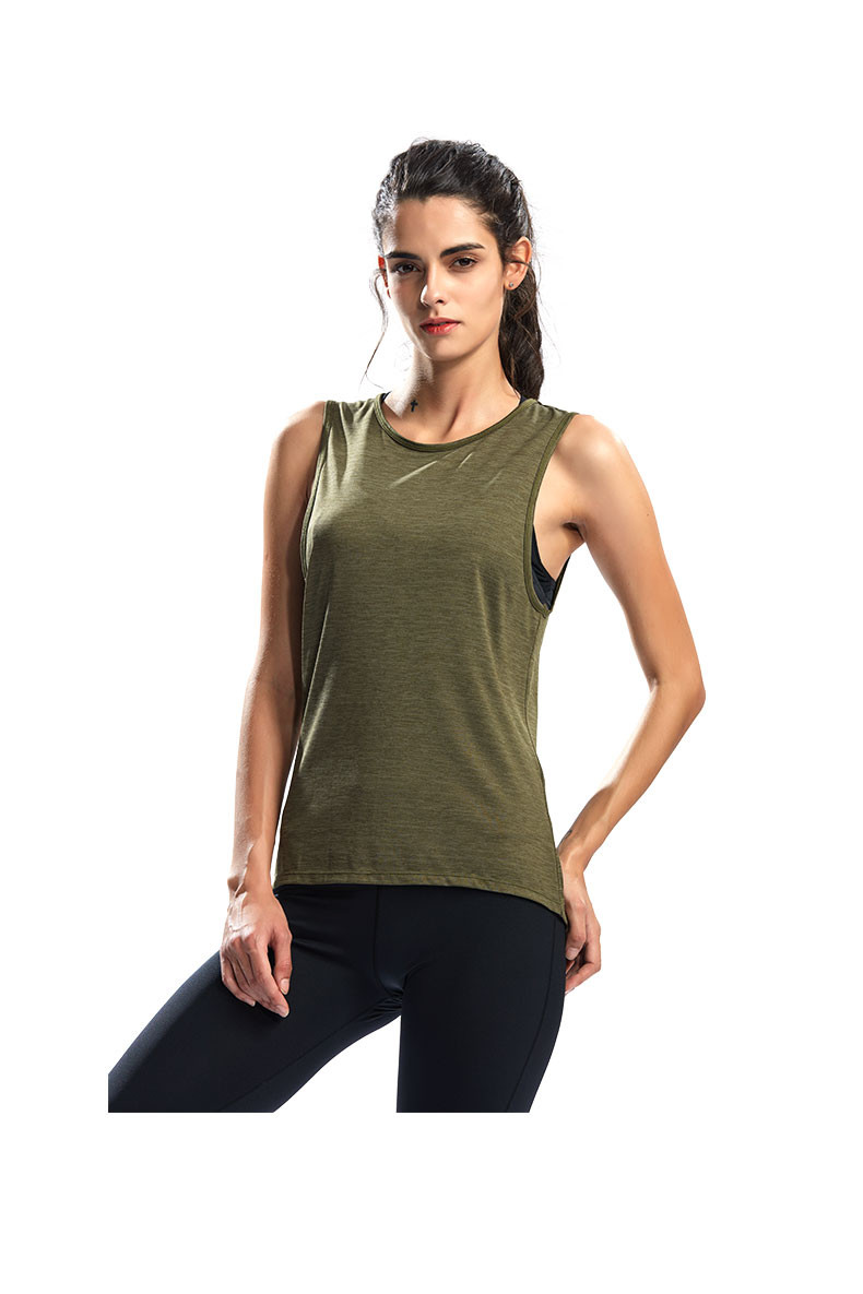 Women fashion exercise shirts