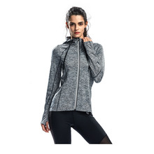 Light Jacket Evening Running Jacket With Breathable Feature