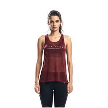 Oem Custom Tank Top Gym Loose Fit Cut