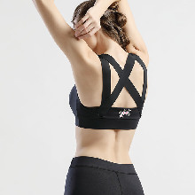 Sports Bra  With Custom Band Stylish Design