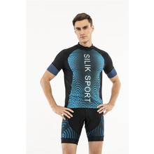 Custom Sublimation Cycling Wear Cycling Jersey And Shorts