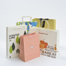 custom wholesale paper shopping bags custom printed paper bags