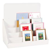 wholesale stand display, gift card paper display stand