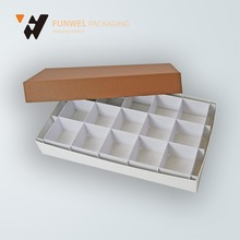 High-Quality China rectangular cardboard box packaging with Lid beautiful gift boxes
