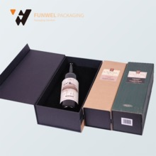 China high quality customized luxury wine paper gift box suppliers beautiful gift boxes