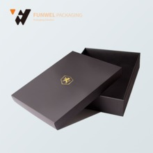 China supplier customized small carton black paper gift box beautiful gift boxes