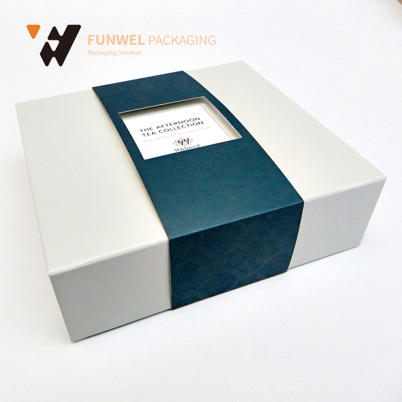 Custom packaging rigid gift cardboard boxes for tea packaging custom tea box tea packing box beautiful gift boxes