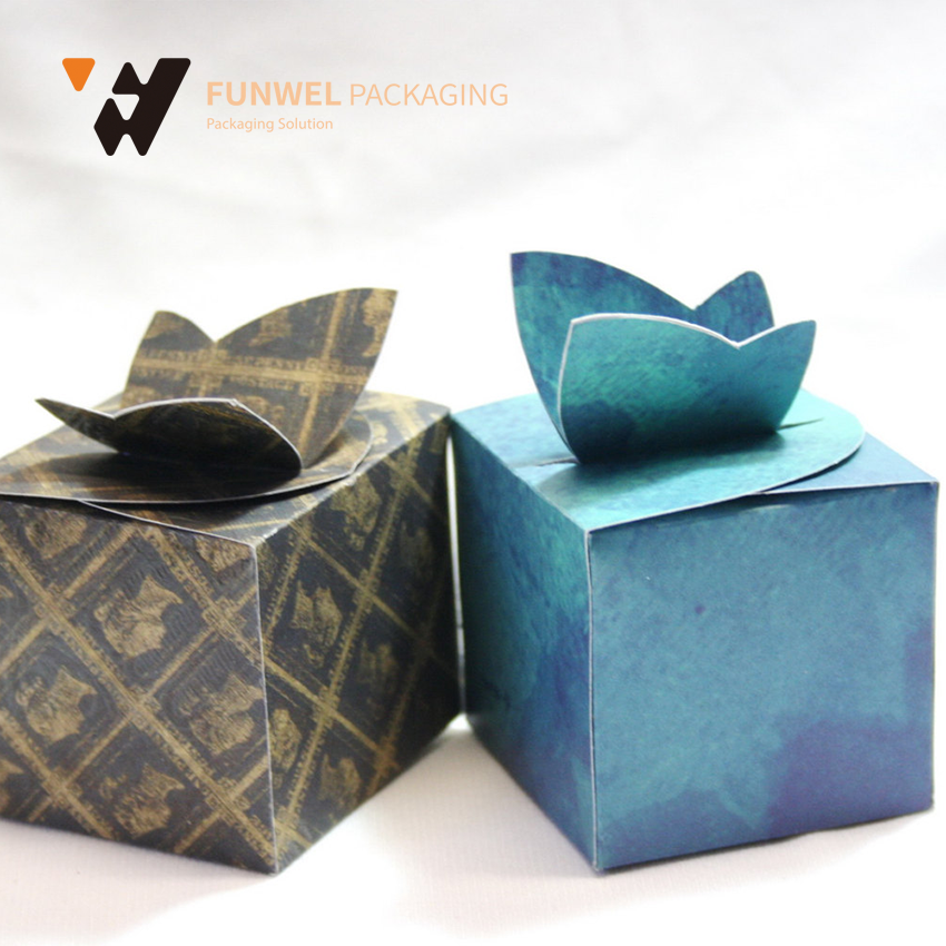 Factory wholesale beautiful gift paper box paper chocolate paper gift box wedding box beautiful gift boxes