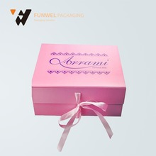 folding rigid cardboard gift box manufacturers china beautiful gift boxes