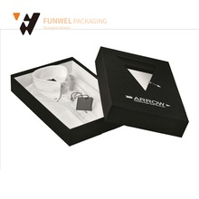 Cloth packaging box T shirt box Garment Box