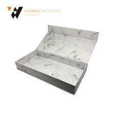Direct factory customize garment packaging box clothes packaging paper box