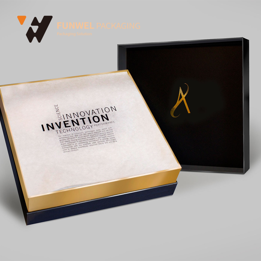 Luxury cosmetic box design packaging box cosmetic cosmetic box storage
