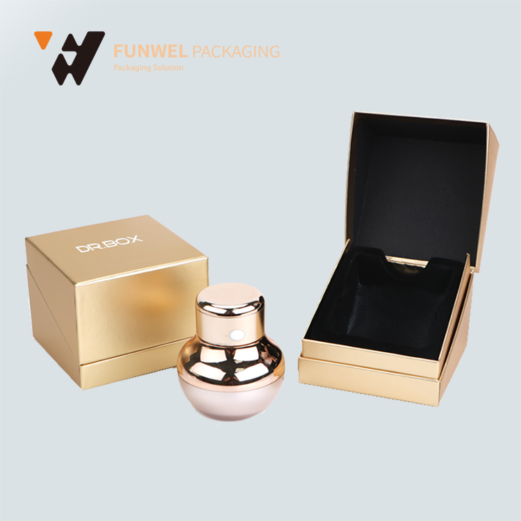 China packing boxes cosmetic box manufacturers