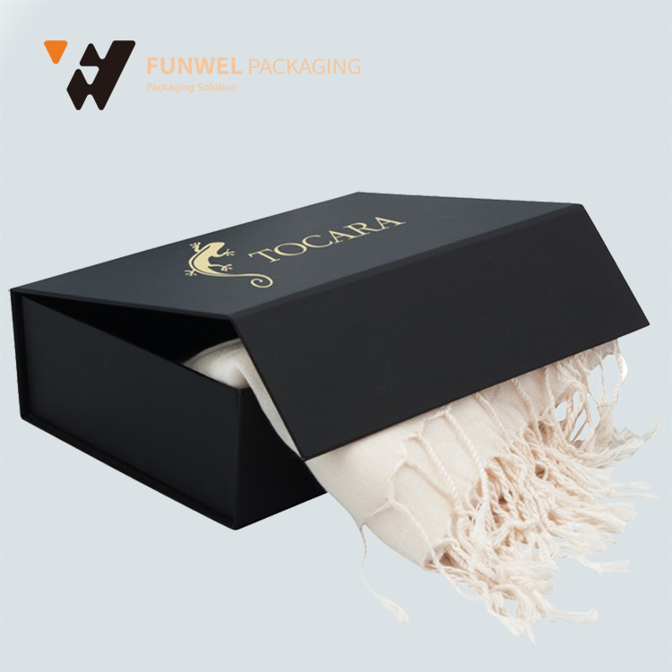 China packing storage scarf boxes