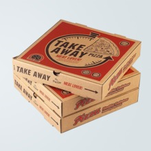 Customize Your Pizza Boxes