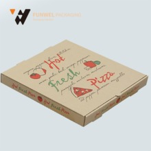 Customize your brand pizza box