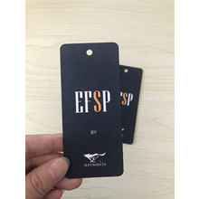 Customize Hang Tags