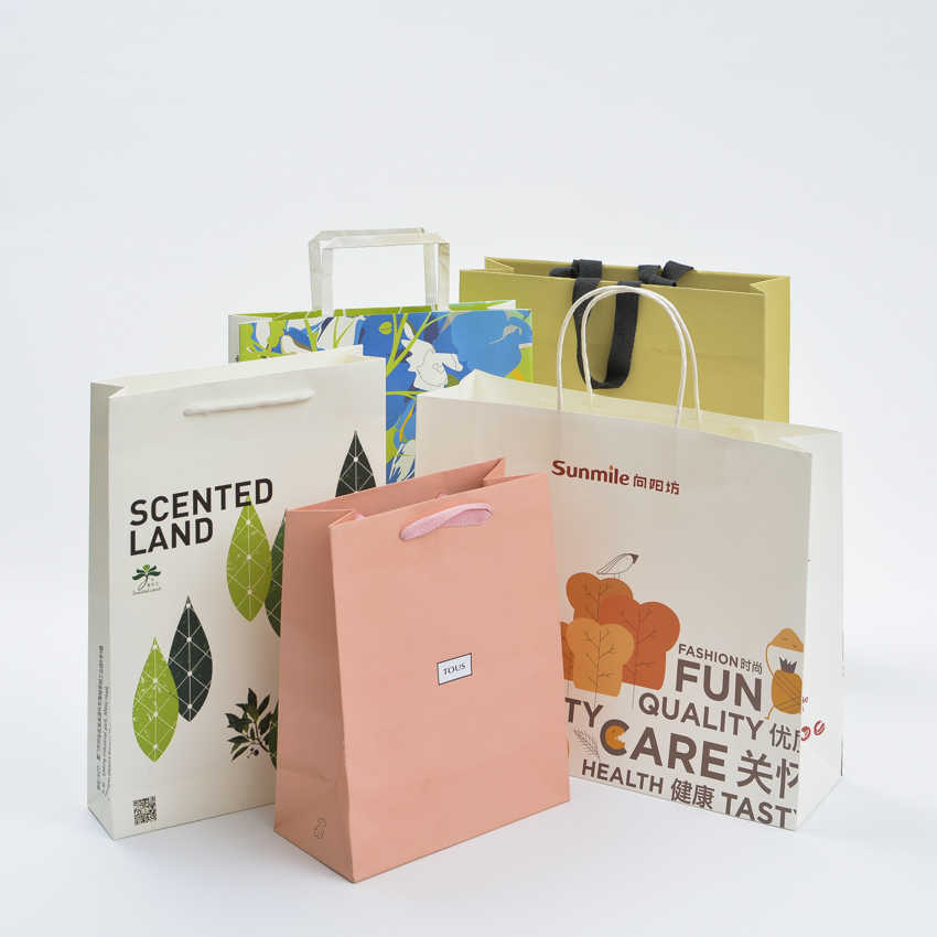 Custom All kinds of Paper Bag