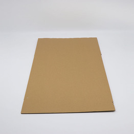 Flat mailer cardboard packaging book mailing box corrugated book mailer
