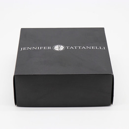 Luxury custom corrugated packaging cardboard tie box gift paper box