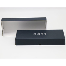 Luxury rectangular tie packaging cardboard tie storage box gift paper box