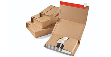Another Shipment Is Ready for Corrugated Book Mailing Boxes