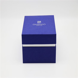 Custom kraft paper box jewelry velvet UV leather rigid box, luxury gift box